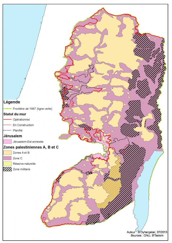 carte de Cisjordanie dans A - Informations générales carte-cisjordanie